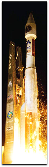 ULA Launch of Boeing's WGS-2