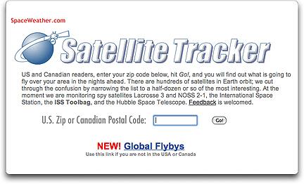Sat Tracker