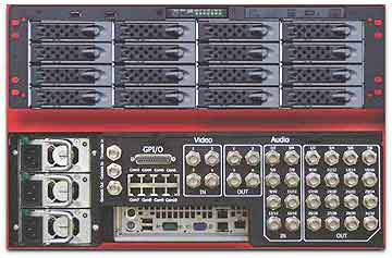 Ross Video SoftMetal video server
