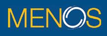 Newtec's MENOS logo