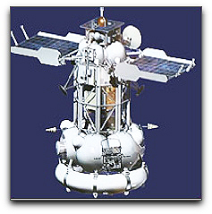 Russian Phobos-Grunt spacecraft