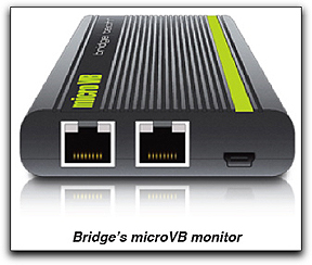 Bridge microVB monitor