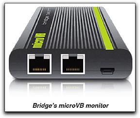 Bridge microVB monitor