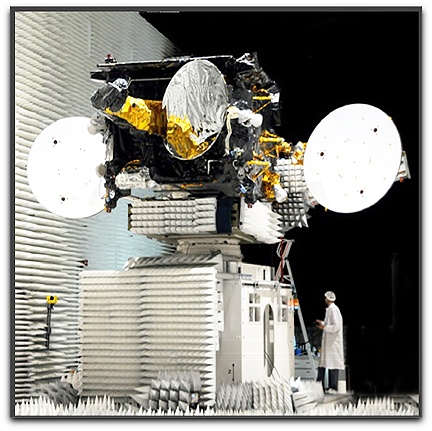 THOR 6 satellite (Telenor Thales Alenia Space)
