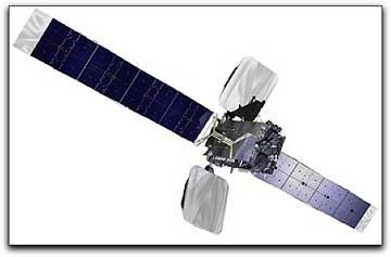 New Dawn satellite (OSC + Intelsat)