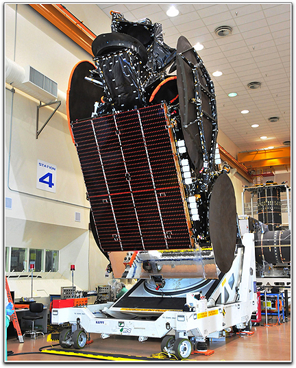 Nimiq 5 satellite (SSL)