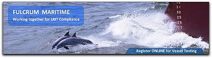 Fulcrum Maritime LRIT homepage