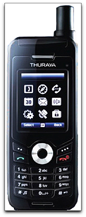 Global Satellite Thuraya XT satphone