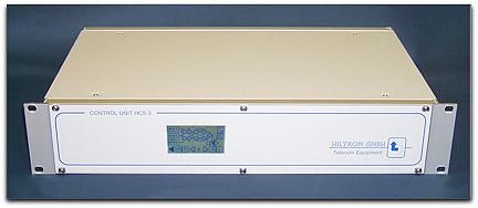 Hiltron HCS3 SATCOM control unit