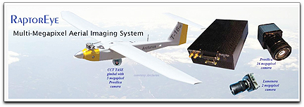 RaptorEye airborne imaging systems