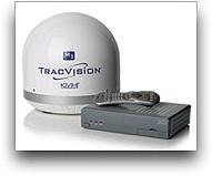 KVH TracVision M1 antenna