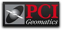 PCI Geomatics logo (black)