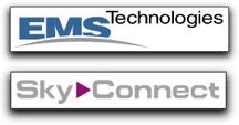 EMS Tech + SkyConnect logos