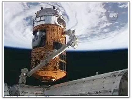 H-II Transfer Vehicle @ ISS