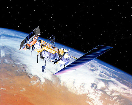 NOAA-N satellite (Lockheed Martin)