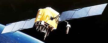 GPS II satellite