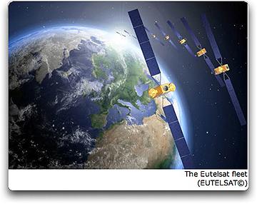Eutelsat fleet