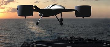 American Dynamics VTOL UAS 2