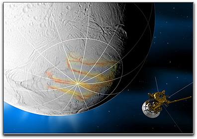 Cassini Artist's concept