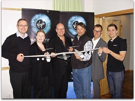 Spaceport Sweden staff