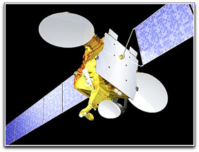 Arabsat's BADR-6 satellite