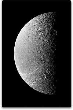 Cassini crater captures