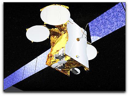 ASTRA-1M satellite