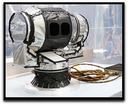 DIVINER Radiometer instrument (JPL)
