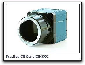 Prosilica GE camera