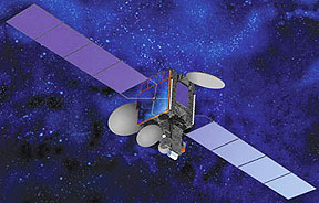 Agila-2 satellite (ABS)