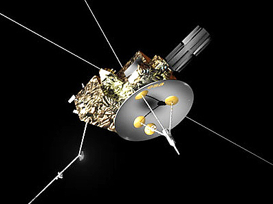 Ulysses satellite (ESA NASA)