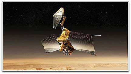 Mars Reconnaissance Orbiter (NASA)