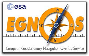 ESA's EGNOS logo