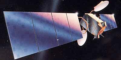 AMC-3 satellite (SES)