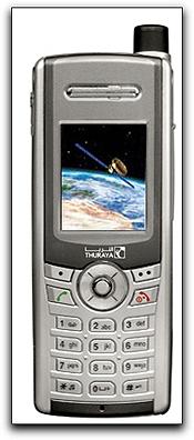 Thuraya SG-2520 satphone