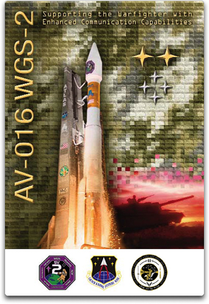 Atlas V WGS-2