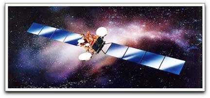 NSS-10 satellite