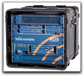 Tecore Networks MilSec-RDS