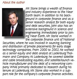 Near Earth author bio (Stone)