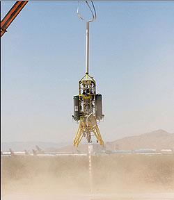 Masten Space Systems Xoie