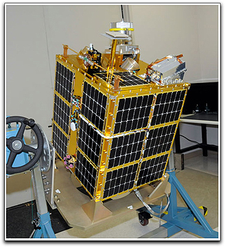 FASTSAT-HSV01 satellite (NASA)