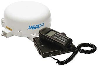 SkyTerra MSAT radio