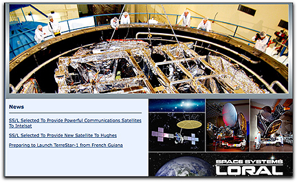 SS/L homepage