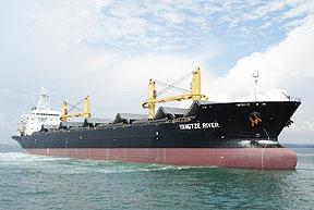 MV Yangtze River ship photo