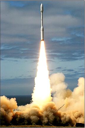 Taurus II's 7th launch (Orbital)