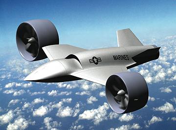 American Dynamics VTOL UAS