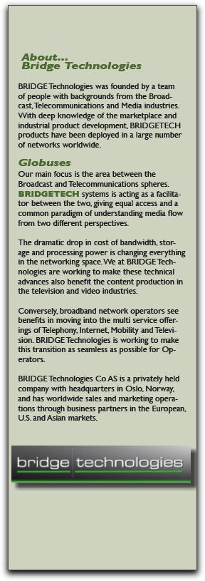 Bridge sidebar