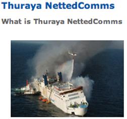 Thuraya coms