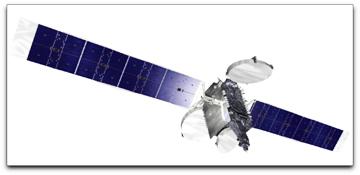 Intelsat 15 satellite