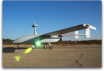 Aeronautics Aerostar UAV